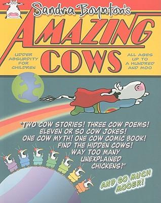 Amazing Cows By Boynton, Sandra