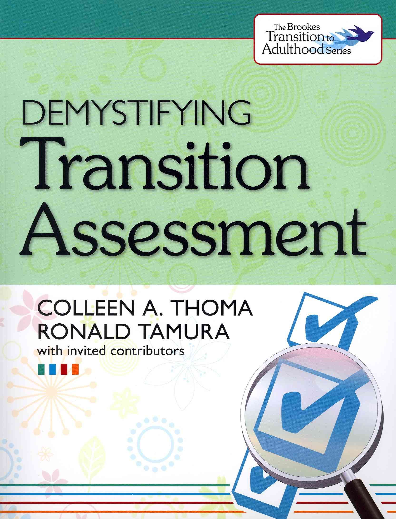 Demystifying Transition Assessment By Thomas, Colleen A./ Tamura, Ronald